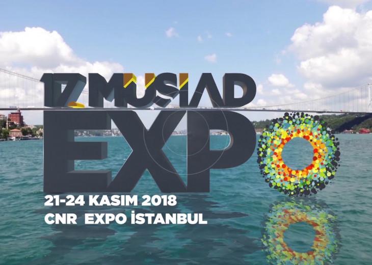 17th MUSIAD EXPO