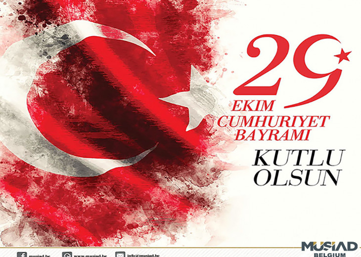 29 October Turkish Republic Day