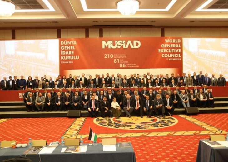 Dünya Genel İdare Kurulu İstanbul'da Düzenlendi